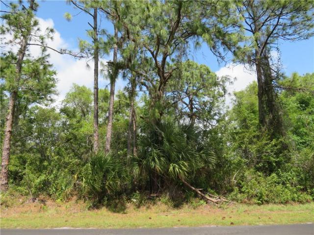 1481 Eppinger Drive, Port Charlotte, FL 33953 (MLS #N5917080) :: RE/MAX Realtec Group