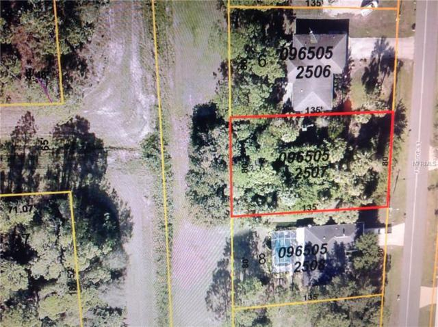 Froude Street, North Port, FL 34286 (MLS #N5917207) :: Medway Realty
