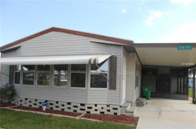 1415 Blue Heron Drive, Englewood, FL 34224 (MLS #N5917236) :: The Duncan Duo Team