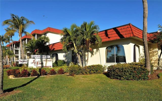 901 Beach Road #202, Sarasota, FL 34242 (MLS #N5917250) :: The Duncan Duo Team