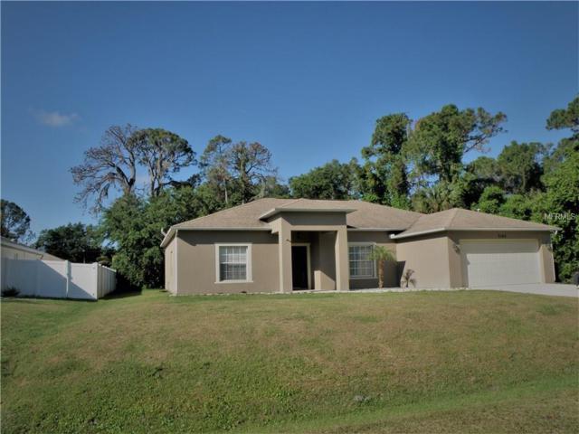 7145 Meroni Boulevard, North Port, FL 34291 (MLS #N5917292) :: G World Properties