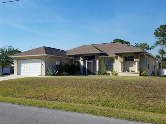 1816 Northland Avenue, North Port, FL 34288 (MLS #N5917348) :: RE/MAX Realtec Group