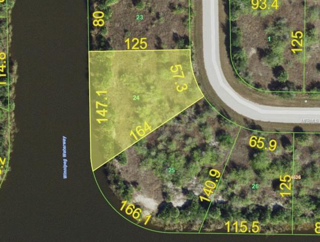 10724 Mcalester Circle, Port Charlotte, FL 33981 (MLS #N5917364) :: G World Properties