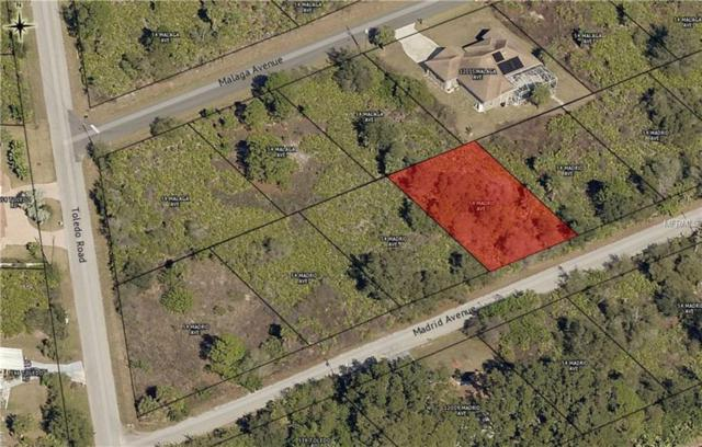 Madrid Avenue, North Port, FL 34287 (MLS #N6100019) :: RE/MAX Realtec Group