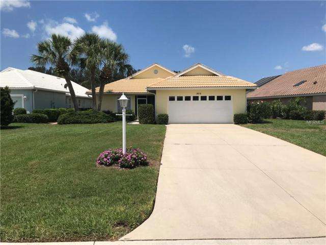 1415 Turnberry Drive, Venice, FL 34292 (MLS #N6100060) :: Medway Realty