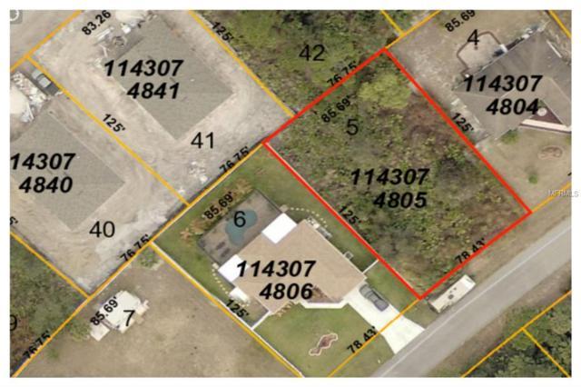 Maverick Street, North Port, FL 34288 (MLS #N6100074) :: KELLER WILLIAMS CLASSIC VI