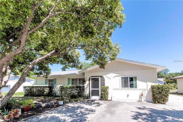 2731 Sunset Beach Drive, Venice, FL 34293 (MLS #N6100079) :: The Lockhart Team