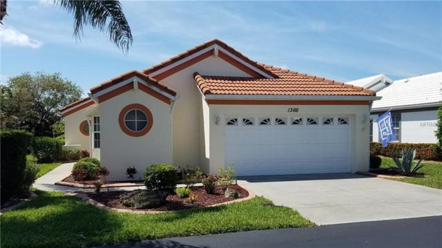 1366 Capri Isles Boulevard #58, Venice, FL 34292 (MLS #N6100145) :: The Duncan Duo Team