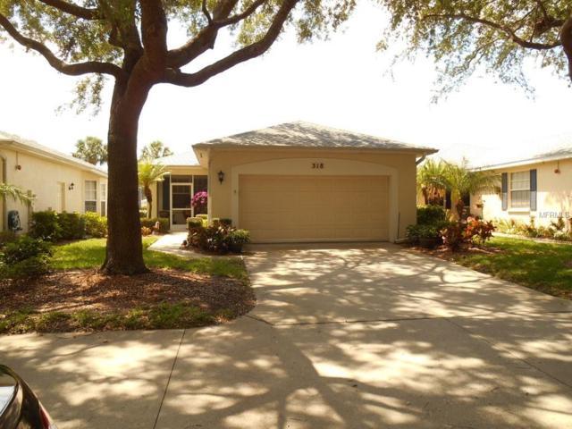 318 Greenwood Lake Drive #318, Venice, FL 34292 (MLS #N6100277) :: The Duncan Duo Team