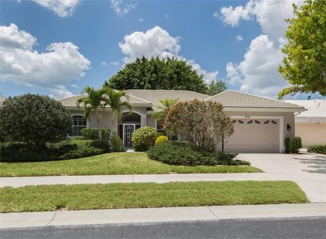 614 Wild Pine Way, Venice, FL 34292 (MLS #N6100305) :: Medway Realty