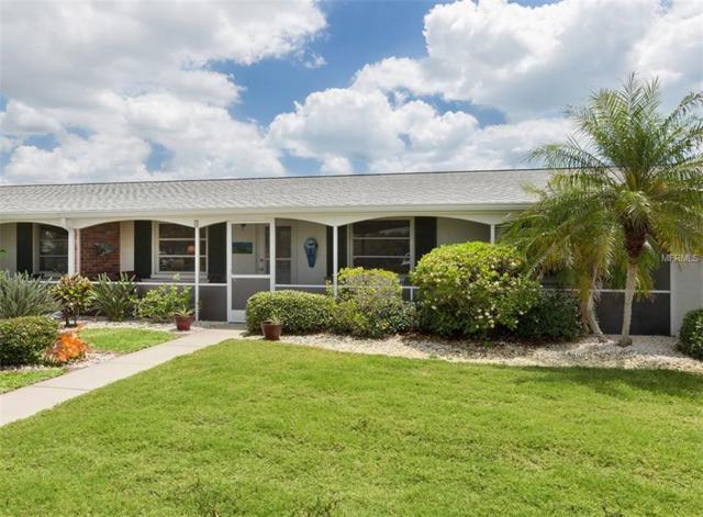 100 The Esplanade N #4, Venice, FL 34285 (MLS #N6100334) :: Team Bohannon Keller Williams, Tampa Properties