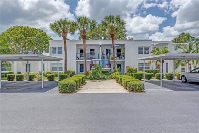 743 Capri Isles Boulevard #211, Venice, FL 34292 (MLS #N6100351) :: The Duncan Duo Team