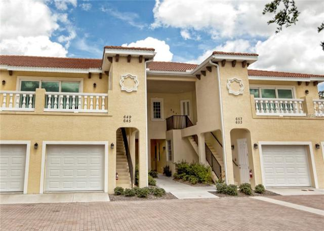 645 Guild Drive #645, Venice, FL 34285 (MLS #N6100368) :: The Duncan Duo Team