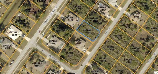 Duar Terrace, North Port, FL 34291 (MLS #N6100401) :: The Duncan Duo Team