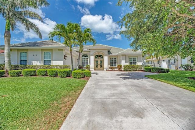 616 Hibiscus Drive, Venice, FL 34285 (MLS #N6100460) :: Medway Realty
