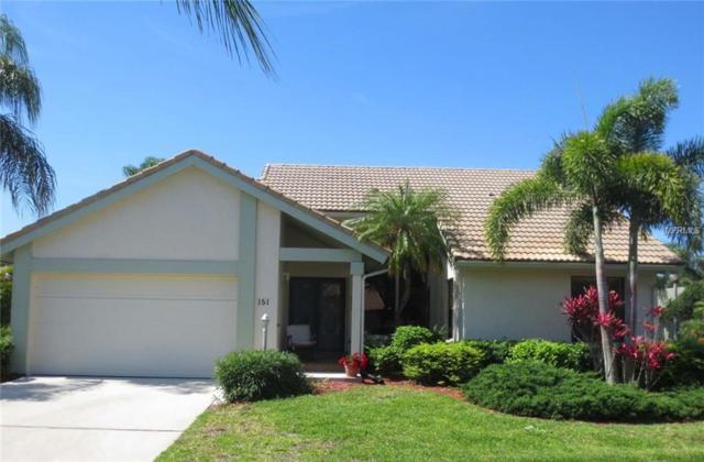 151 Inlets Boulevard #151, Nokomis, FL 34275 (MLS #N6100469) :: The Duncan Duo Team