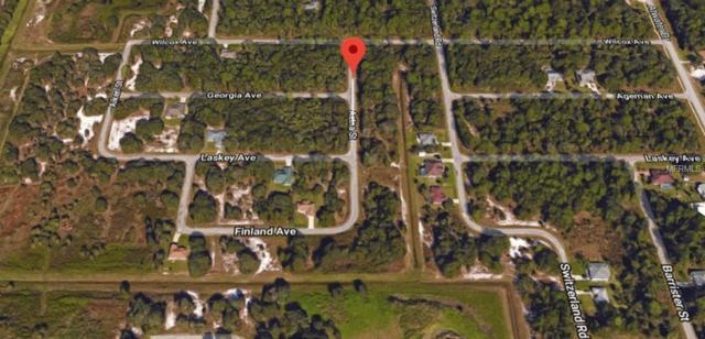 Aetna Street, North Port, FL 34288 (MLS #N6100494) :: Team Pepka