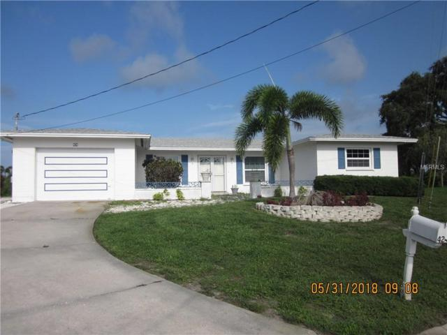 424 Driftwood Road, Venice, FL 34293 (MLS #N6100656) :: The Lockhart Team