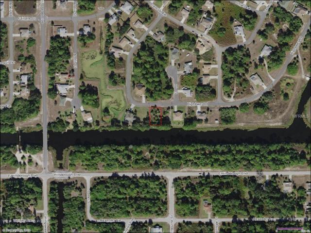 Hightower Road, North Port, FL 34288 (MLS #N6100658) :: The Price Group