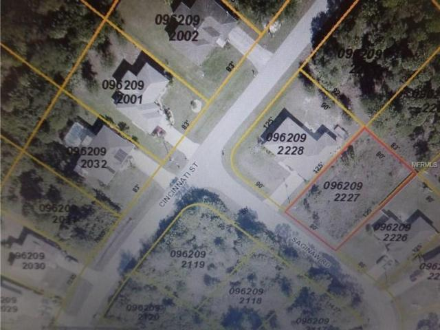 Saginaw Road, North Port, FL 34286 (MLS #N6100710) :: The Lockhart Team