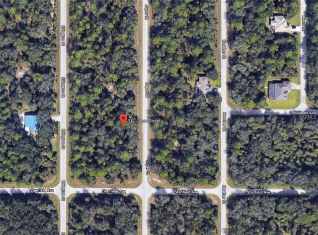 311 Juper Street, Port Charlotte, FL 33953 (MLS #N6100780) :: Griffin Group