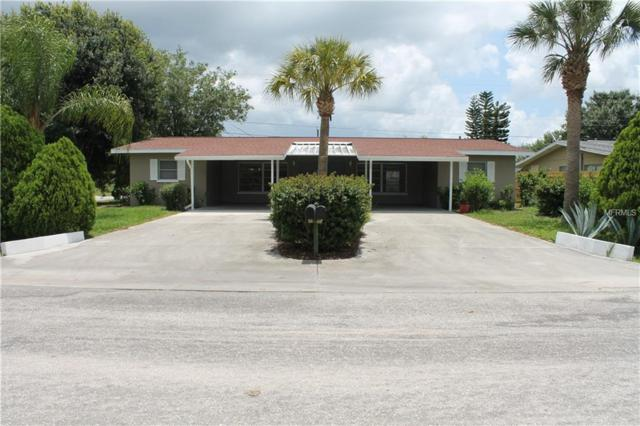 449 Granada Boulevard, North Port, FL 34287 (MLS #N6100850) :: The Price Group