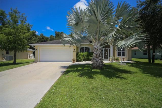 3361 S San Mateo Drive, North Port, FL 34288 (MLS #N6101163) :: Premium Properties Real Estate Services