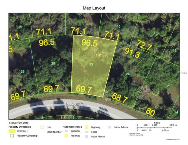 13298 Laredo Circle, Port Charlotte, FL 33981 (MLS #N6101311) :: The BRC Group, LLC