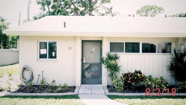 2772 Woodgate Lane #28, Sarasota, FL 34231 (MLS #N6101433) :: Griffin Group