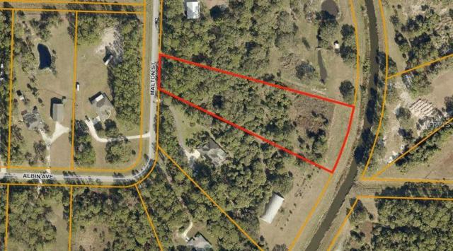 Malton Street, North Port, FL 34286 (MLS #N6101459) :: RE/MAX Realtec Group