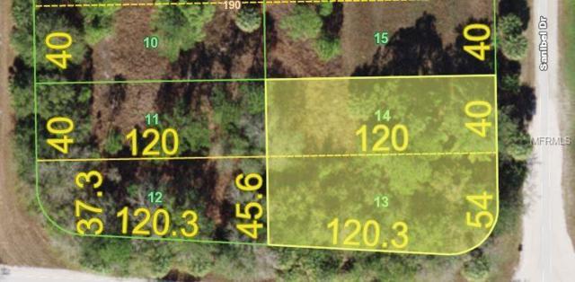 13067 Sanibel Drive, Punta Gorda, FL 33955 (MLS #N6101472) :: Griffin Group