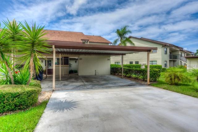 1211 Capri Isles Boulevard #30, Venice, FL 34292 (MLS #N6101520) :: McConnell and Associates