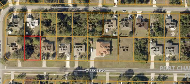 W Price Boulevard, North Port, FL 34291 (MLS #N6101527) :: Griffin Group
