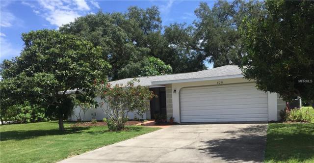 428 Gulf Breeze Boulevard, Venice, FL 34293 (MLS #N6101542) :: Revolution Real Estate