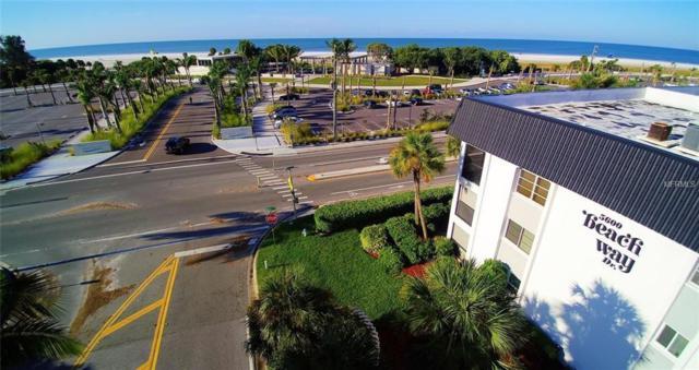 5600 Beach Way Drive #303, Sarasota, FL 34242 (MLS #N6101562) :: RE/MAX Realtec Group