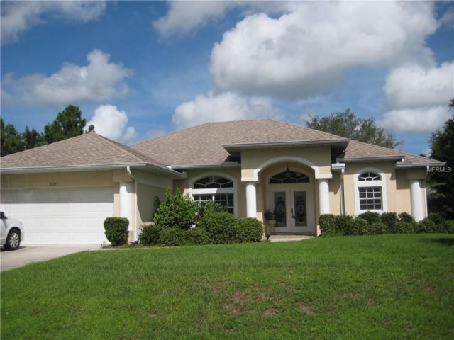 3227 Cascabel Terrace, North Port, FL 34286 (MLS #N6101585) :: Godwin Realty Group