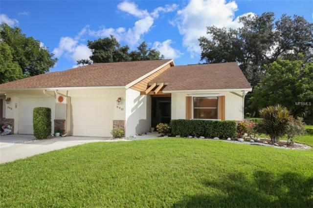 440 Pendleton Dr, Venice, FL 34292 (MLS #N6101684) :: The Duncan Duo Team