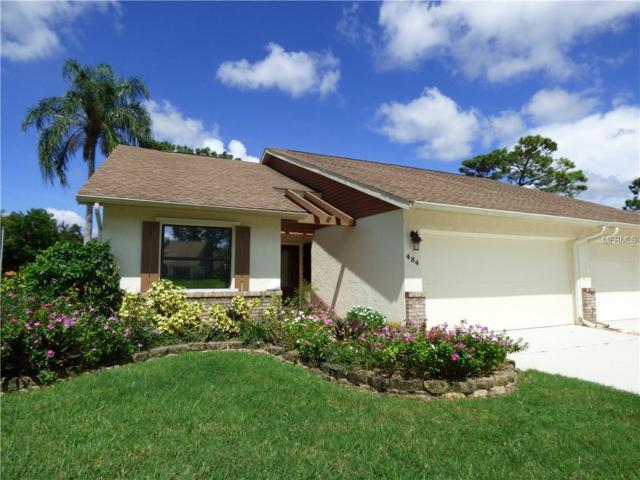 484 Pendleton Place, Venice, FL 34292 (MLS #N6101904) :: Medway Realty