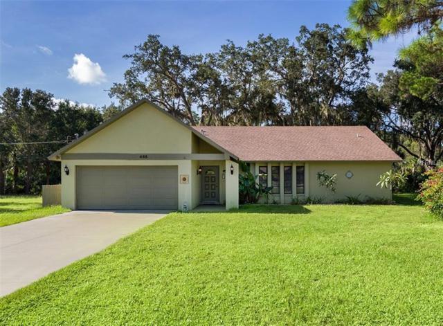 455 Viridian Street, Englewood, FL 34223 (MLS #N6102007) :: Medway Realty