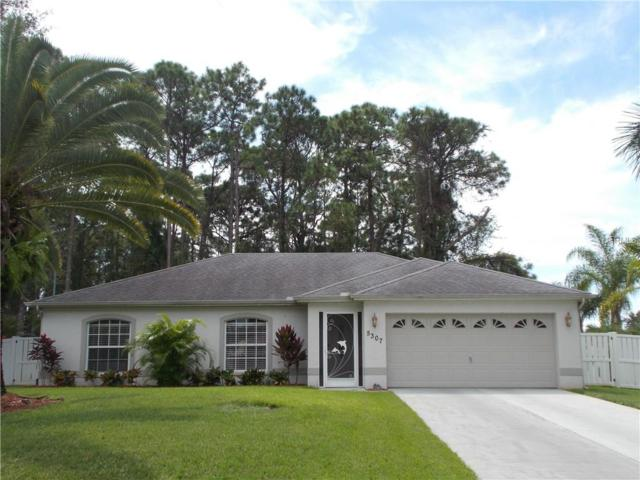 5307 Kenvil Drive, North Port, FL 34288 (MLS #N6102061) :: RE/MAX Realtec Group