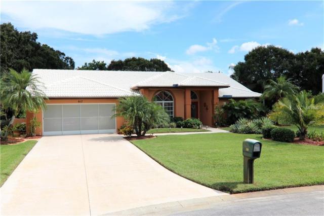 617 Pineneedle Lane, Englewood, FL 34223 (MLS #N6102070) :: Medway Realty