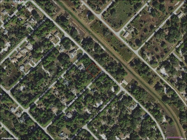 California Terrace, North Port, FL 34291 (MLS #N6102107) :: Medway Realty