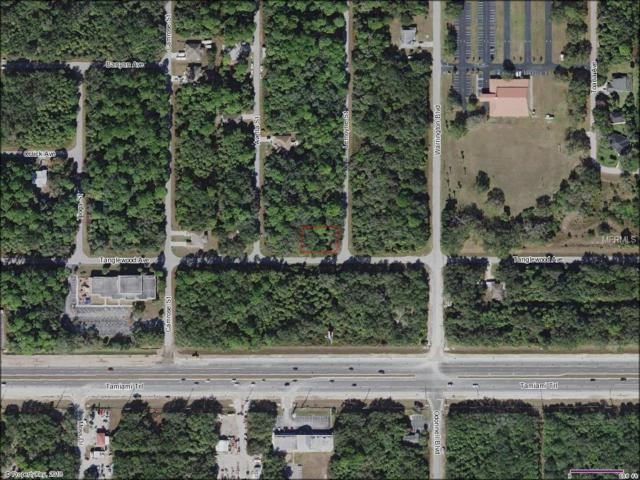 16376 Tanglewood Avenue, Port Charlotte, FL 33954 (MLS #N6102270) :: Medway Realty