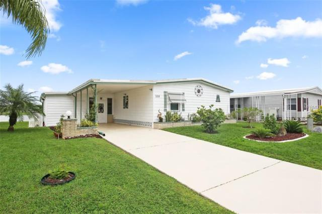 108 Lakeview Drive, North Port, FL 34287 (MLS #N6102312) :: The Duncan Duo Team