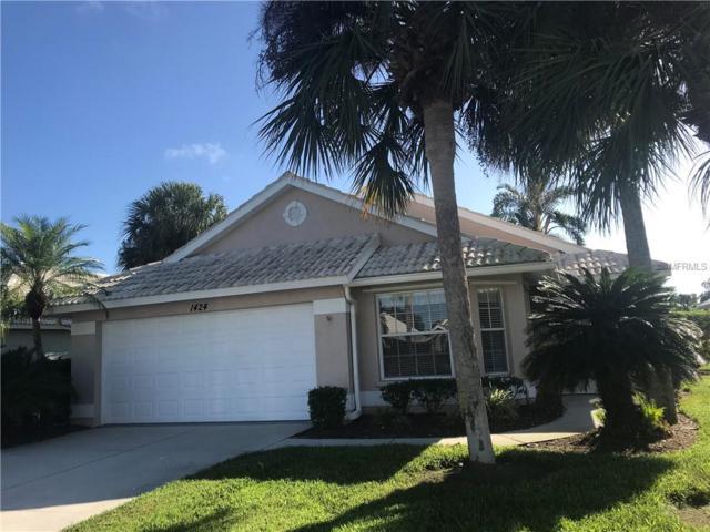 1424 Turnberry Drive, Venice, FL 34292 (MLS #N6102410) :: Zarghami Group