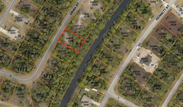 Uriah Street, North Port, FL 34288 (MLS #N6102441) :: The Price Group