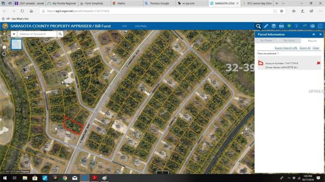 S Haberland Boulevard, North Port, FL 34288 (MLS #N6102444) :: The Price Group