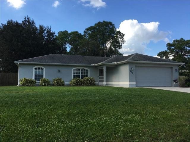7221 Minardi Street, North Port, FL 34291 (MLS #N6102450) :: Mark and Joni Coulter   Better Homes and Gardens