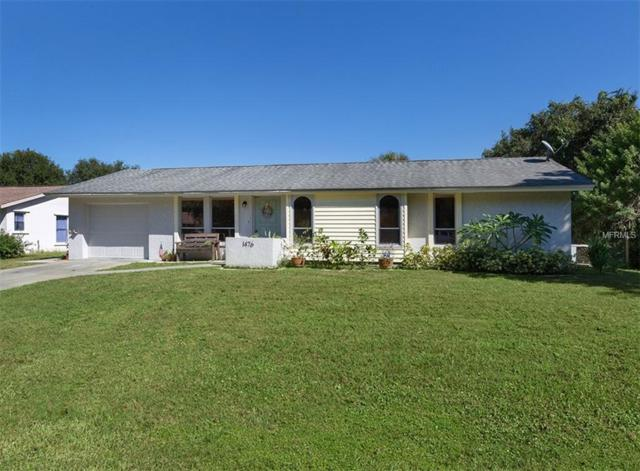 1476 Pulaski Street, Port Charlotte, FL 33952 (MLS #N6102612) :: Delgado Home Team at Keller Williams