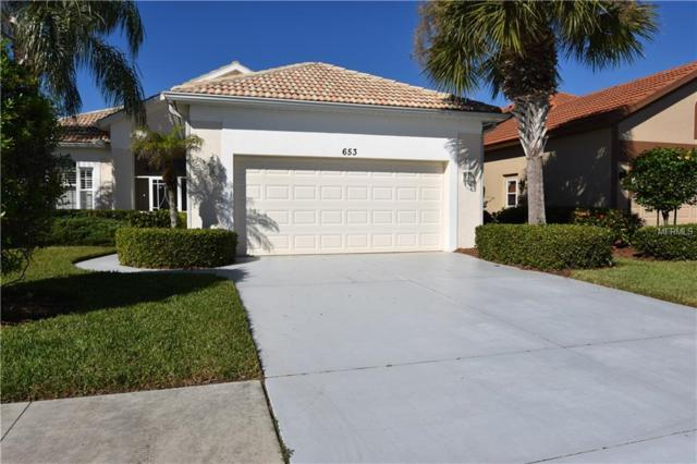 653 Misty Pine Drive, Venice, FL 34292 (MLS #N6102635) :: The Duncan Duo Team